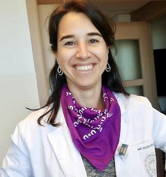 Prof. Adj. Dra. Victoria Frantchez